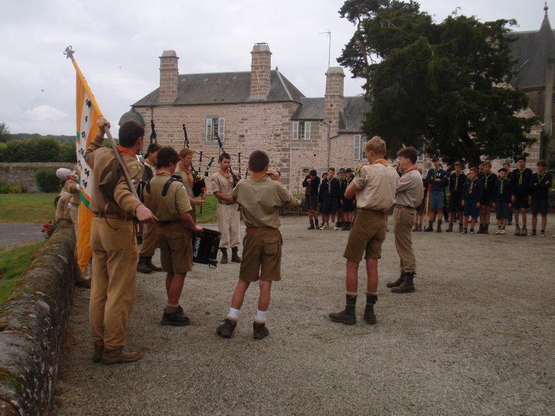 Rassemblement scout
