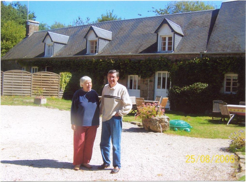 Monsieur et Madame Montcharmont