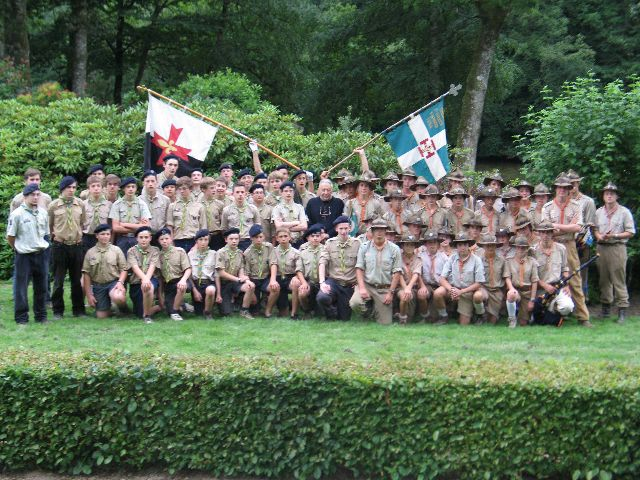 Camp scout