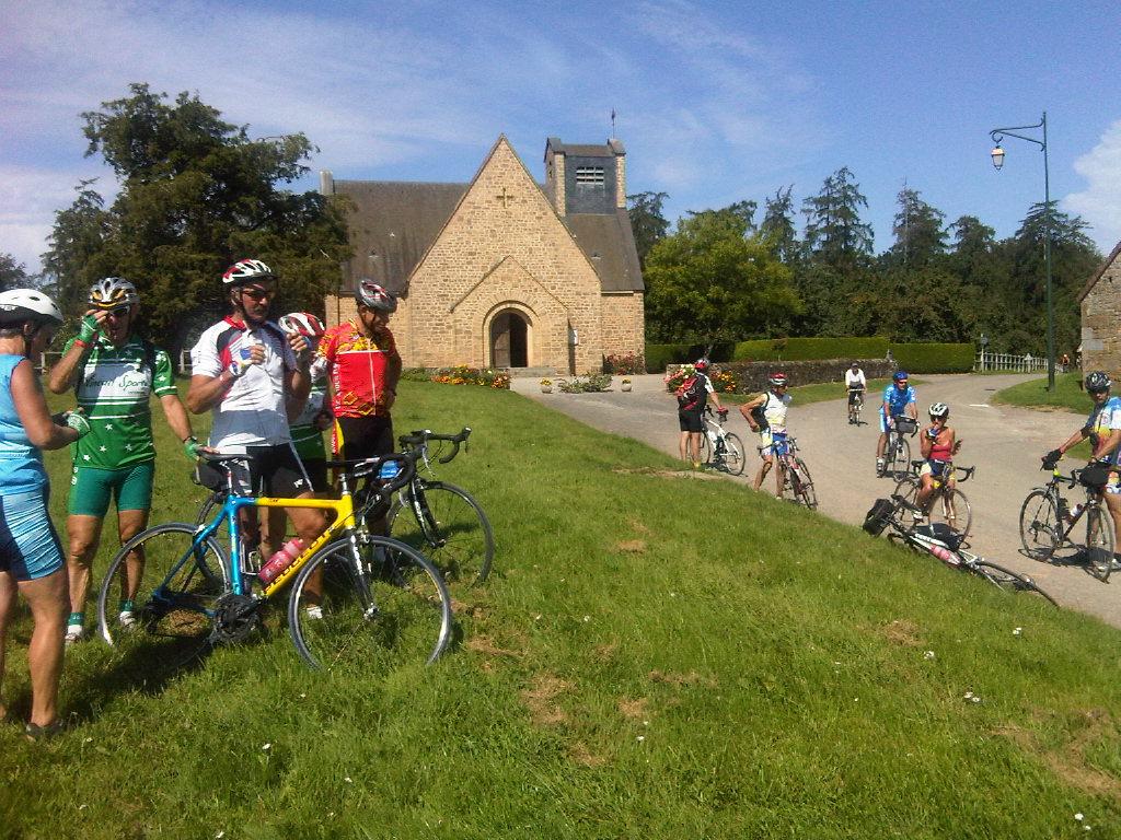 cyclo-touristes