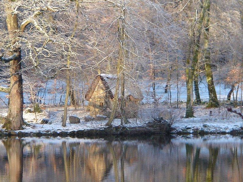 noel étang de la Fendrie